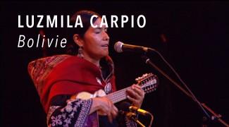 Concert Luzmila Carpio