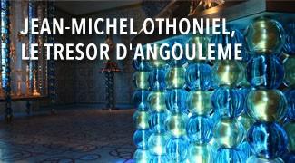 Jean-Michel Othoniel, Le Trésor d'Angoulême