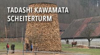 Tadashi Kawamata Scheiterturm