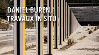 Daniel Buren, Travaux in situ, Istres