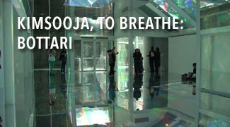 Kimsooja, To Breathe: Bottari, Venise