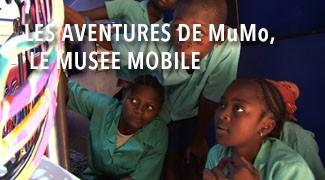 Les Aventures de MuMo, le Musée Mobile