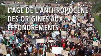 L'âge de l'anthropocène: Des origines aux effondrements