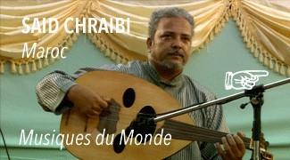 Concert Saïd Chraïbi