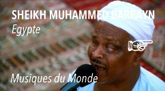 Concert Sheikh Ahled Muhammed Barrayn