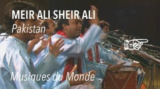 Concert Sher Ali & Mehr Ali