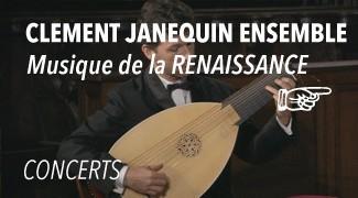 Concert Ensemble Clément Janequin