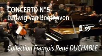 Beethoven à Versailles : Concerto pour piano n° 5