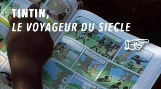 Tintin voyageur du siecle