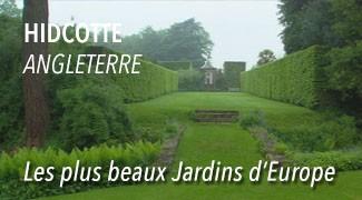 Jardin de Hidcotte