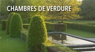 Chambres de Verdure