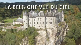 La Belgique vue du Ciel