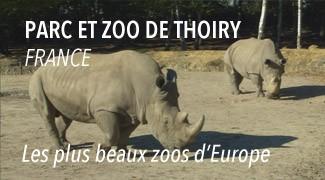 Le Parc animalier de Thoiry