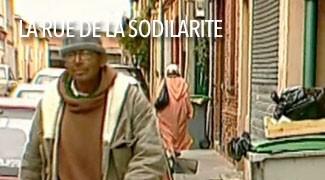 La rue de la solidarité