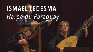 Concert Ismael Ledesma Harpe Paraguay