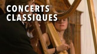 Concerts musique classique