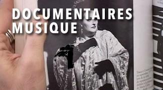 Documentaires musique